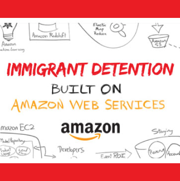 Tell Amazon: Stop Powering ICE!