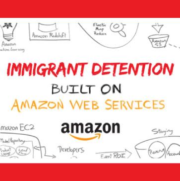 Tell Amazon: Stop Powering ICE!
