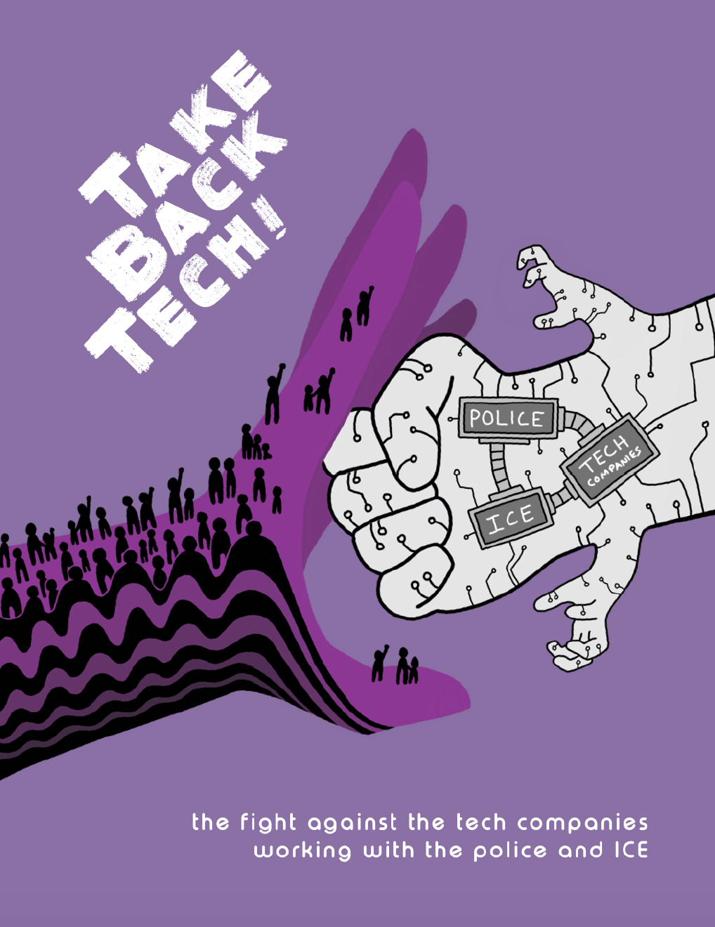 Take Back Tech - Comic [ENGLISH]