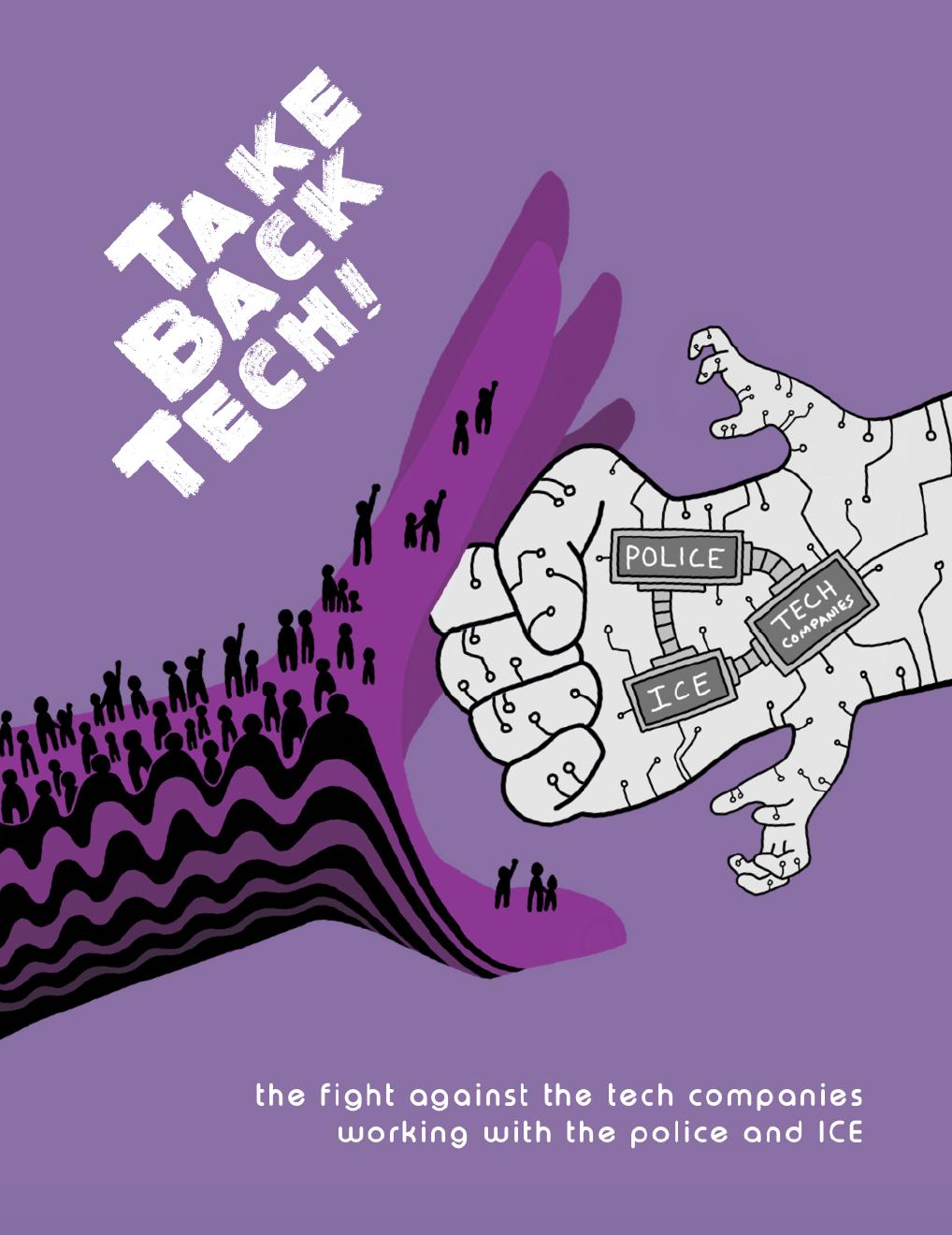 Take Back Tech - Comic [ENGLISH]