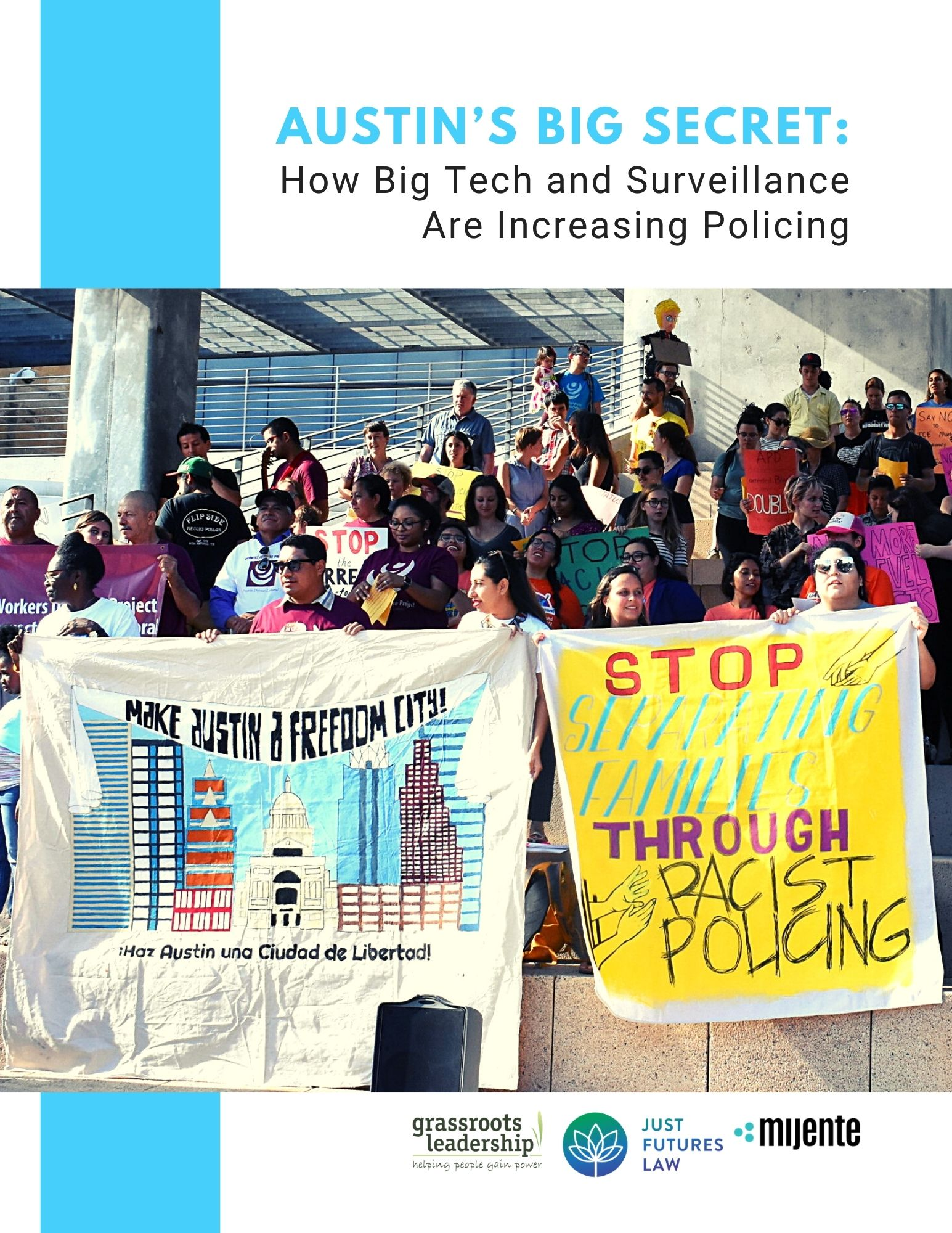 Austin's Big Secret: How Big Tech and Surveillance Are Increasing Policing